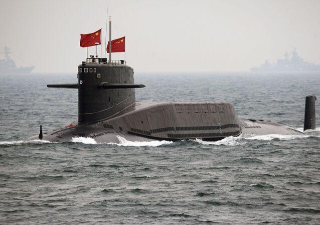 Submarino chinês