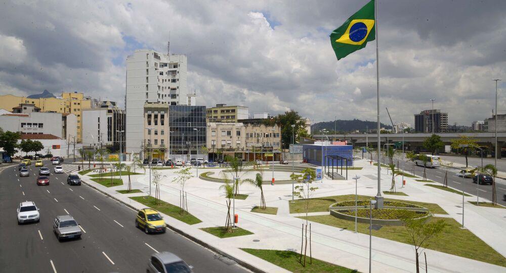 Praça da Bandeira, Rio de Janeiro