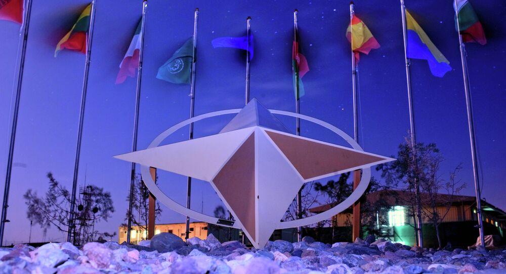 Símbolo da OTAN