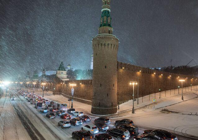 Inverno em Moscou