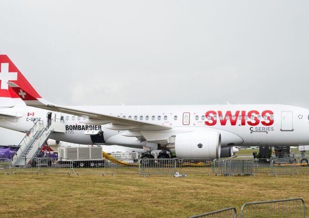 Camex processo Bombardier