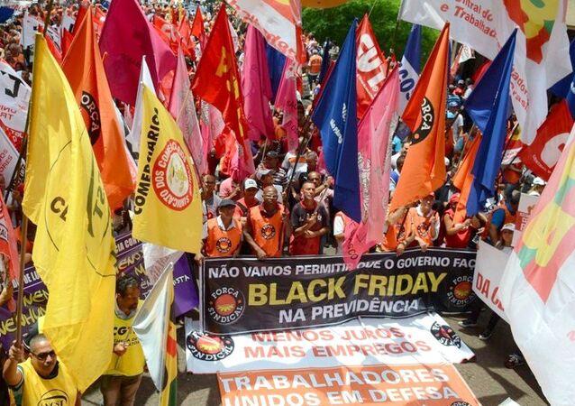 Centrais sindicais divergem sobre benefícios da minirreforma trabalhista anunciada pelo Governo