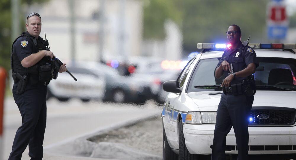 Polícia dos EUA (foto de arquivo)