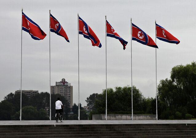 Coreia do Norte - Pyongyang