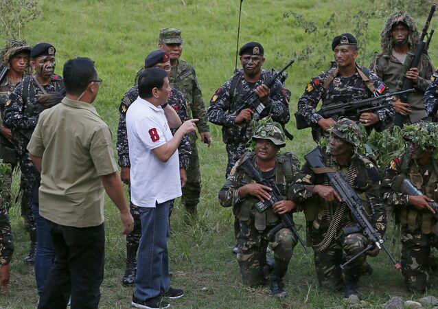 Exército das Filipinas