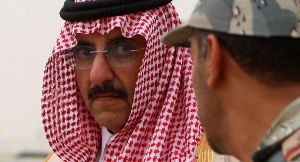 Príncipe saudita Muhammad bin Nayef