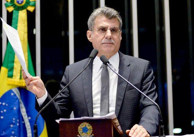 Romero Jucá diz que o Senado vai se dedicar a aprovação de pautas que levem a retomada do crescimento do país