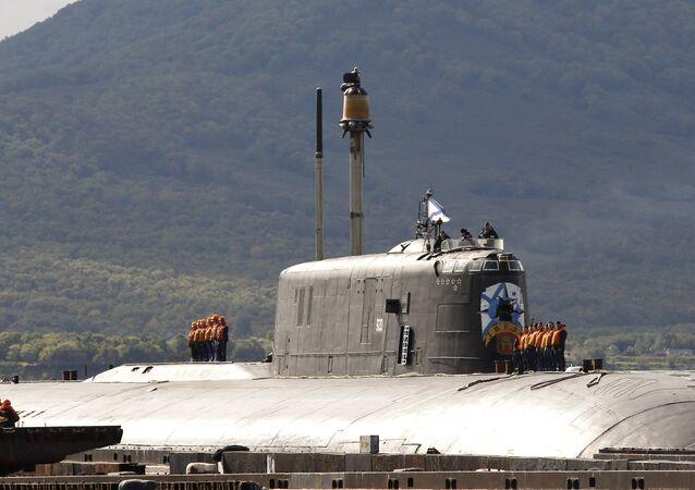 Submarino 949A Antey