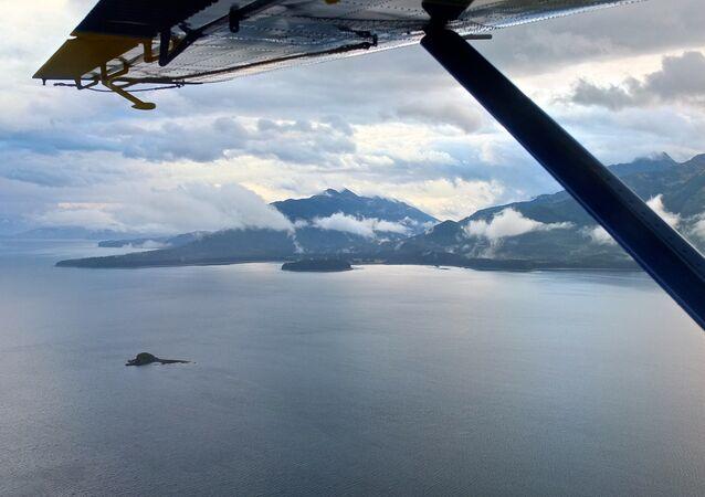 Ilha Admiralty, Alasca