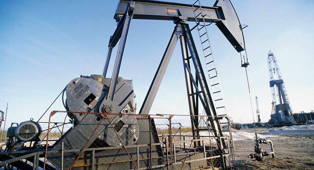 Poço de petróleo