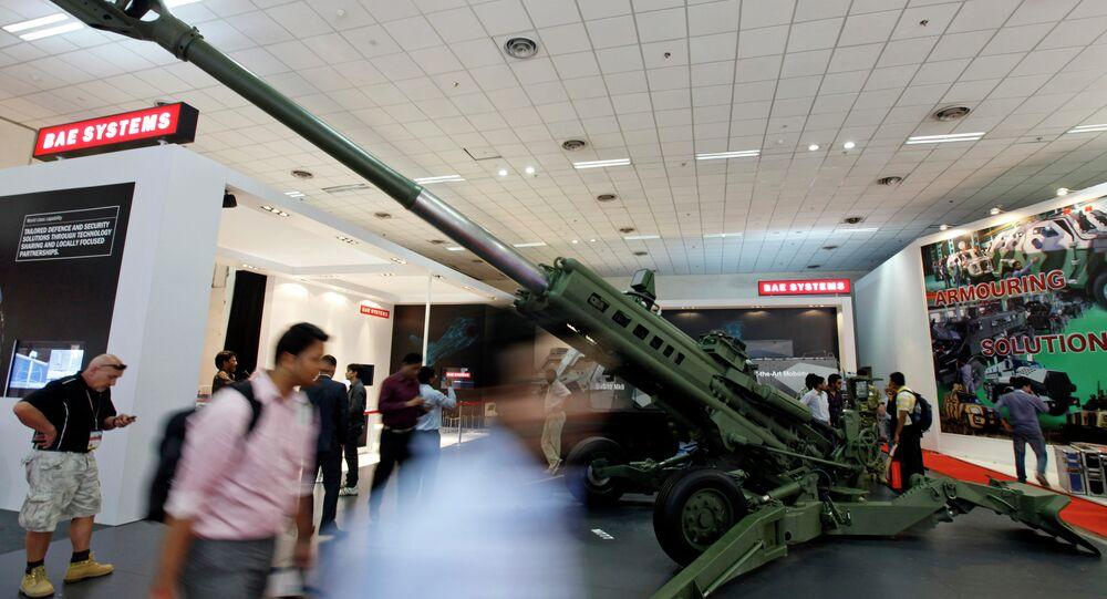 Morteiro M777