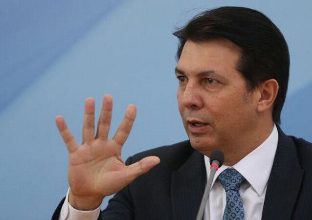 O deputado Arthur Maia fala sobre mudanças na reforma da Previdência Social após reunião no Palácio do Planalto