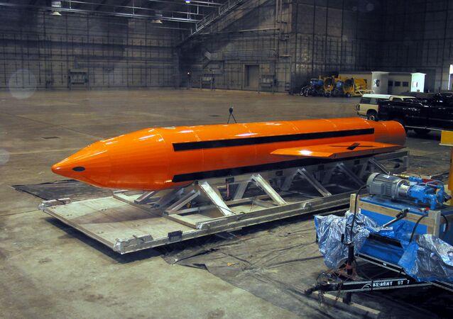 GBU-43/B Massive Ordnance Air Blast