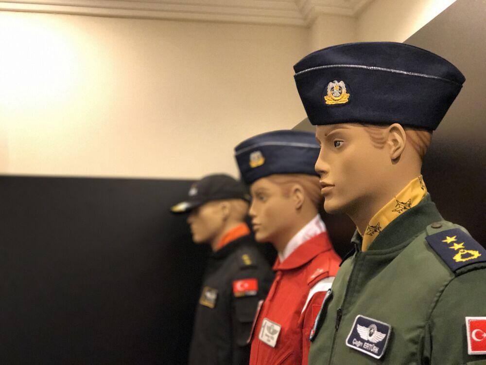 Uniforme militar turco