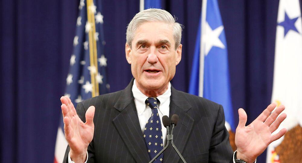 Ex-chefe do FBI, Robert Mueller
