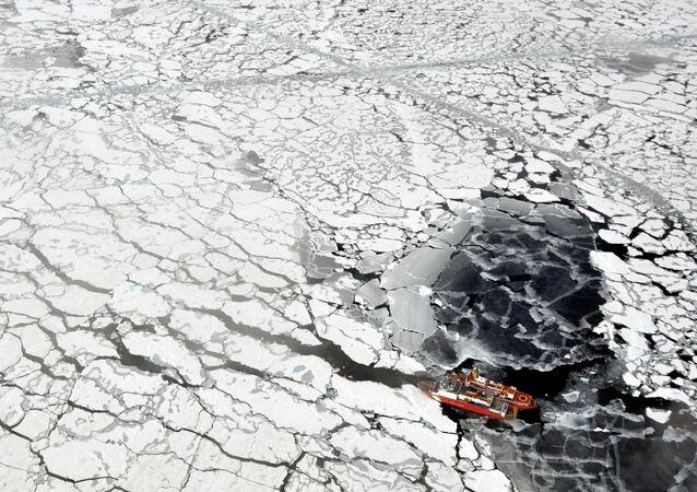 Drones russos serão usados no Ártico ao longo da Rota do Mar do Norte