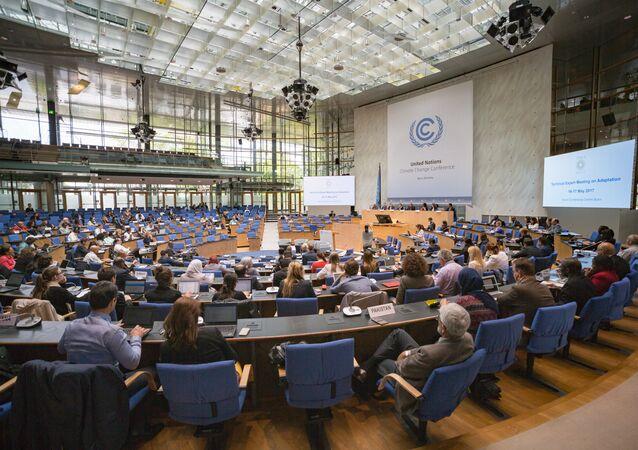 Convenção-Quadro das Nações Unidas para as Mudanças Climáticas, Bonn, 2017