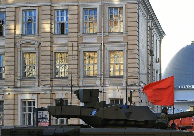 Tanque de guerra Armata