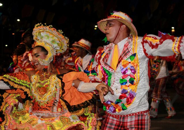 Folclore e cultura: Festival Junino toma conta de cidade do Pará