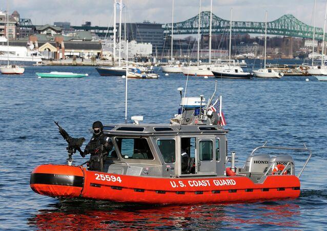A Guarda Costeira dos EUA (foto de arquivo)