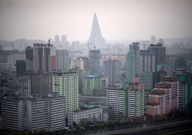 Pyongyang, capital norte-coreana