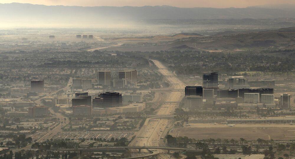 Autoestrada na Califórnia, EUA