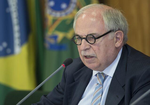Marco Aurélio Garcia foi um dos fundadores do PT e um dos inspiradores dos BRICS
