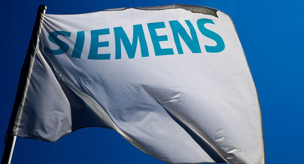 Emblema Siemens