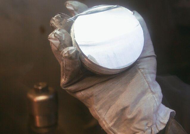 Lítio tem sido chamado de petróleo branco