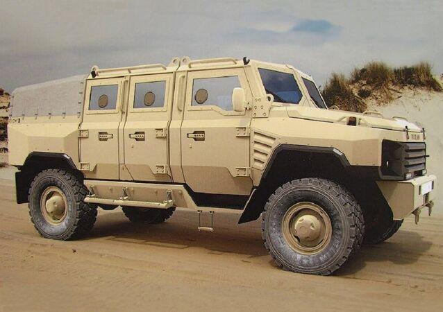 Veículo blindado Buran