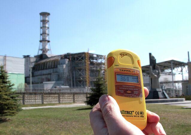 Zona de exclusão perto da central nuclear de Chernobyl, na Ucrânia (arquivo)