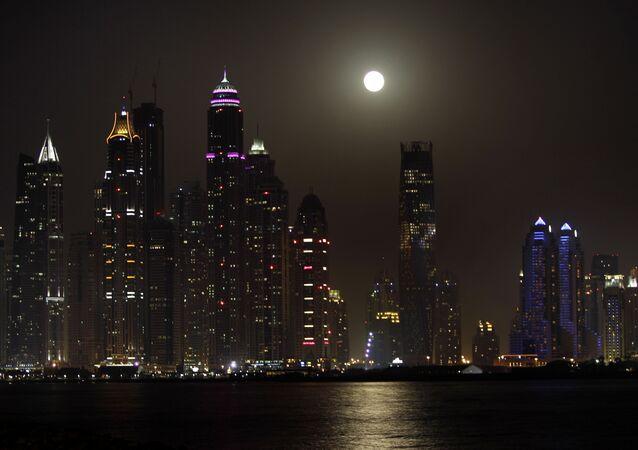 Marina de Dubai (Foto de Arquivo)