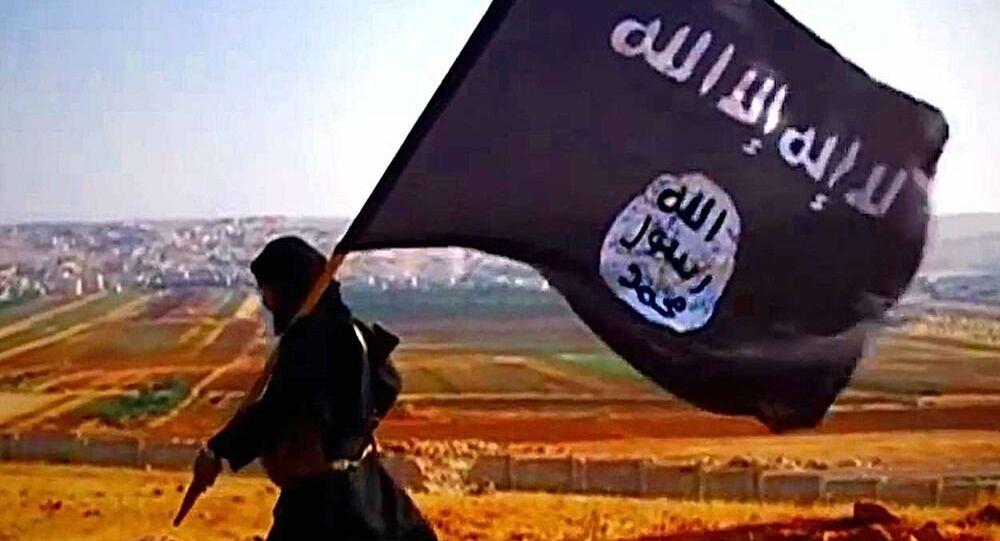 Combatente do Daesh