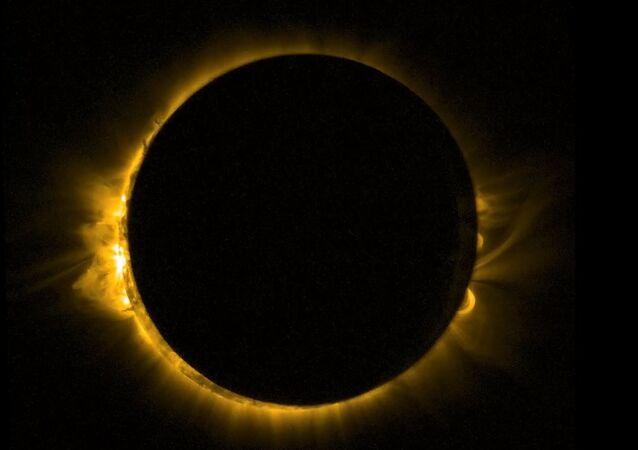 Eclipse solar vai atravessar os Estados Unidos do Pacífico ao Atlântico