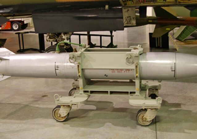 B-61, a bomba nuclear mais antiga no arsenal dos EUA