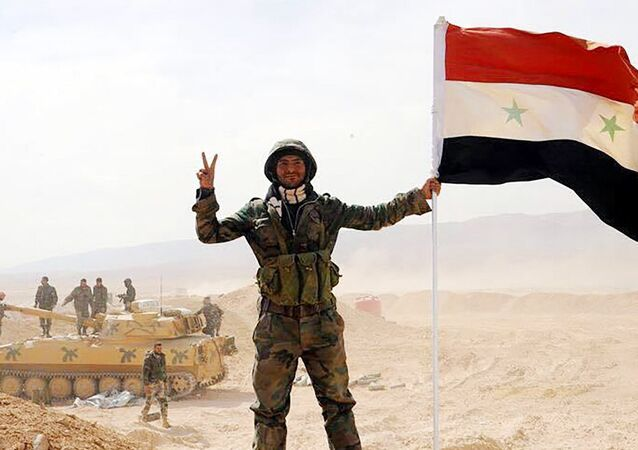 Exército sírio avança em Deir ez-Zor