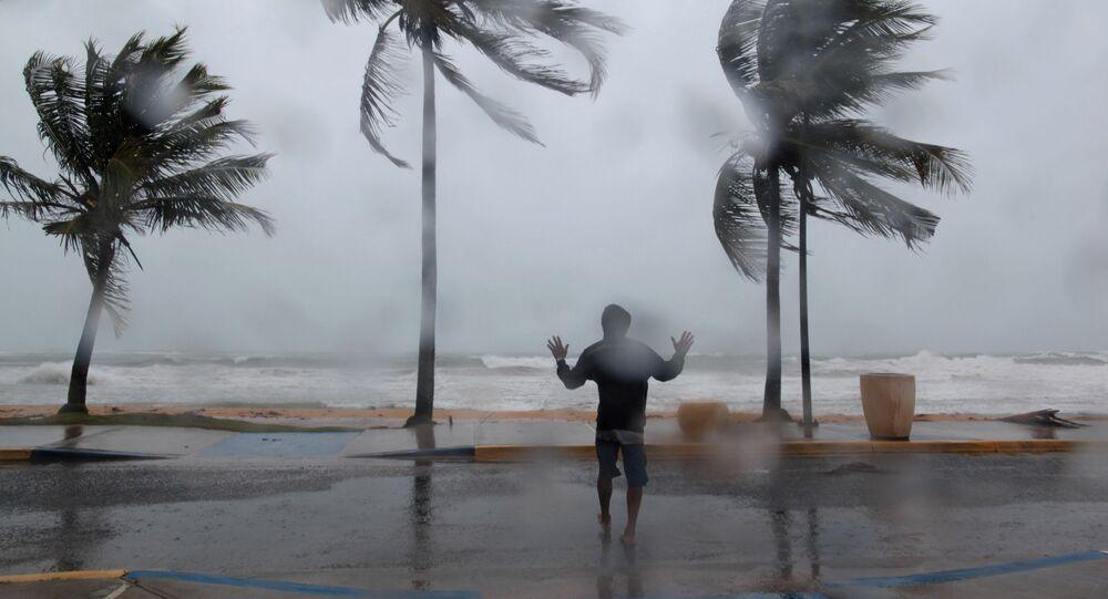 Furacão Irma no Porto Rico