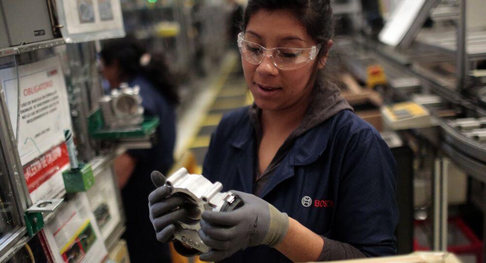 México é o sétimo maior mercado para as exportações brasileiras