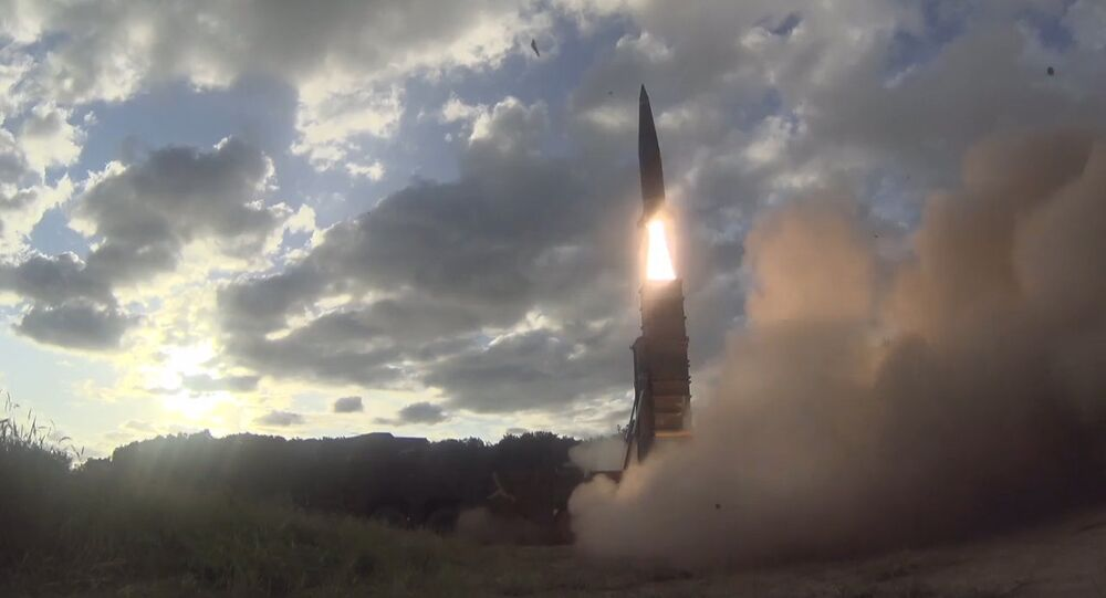 Coreia do Sul lança míssil Hyunmoo-2 em 15 de setembro de 2017