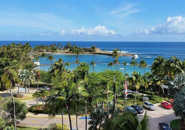 Ilha estadunidense de Porto Rico