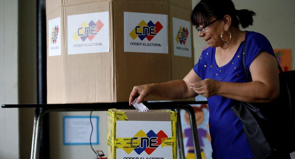 Eleições de governadores na Venezuela, 15 de outubro de 2017