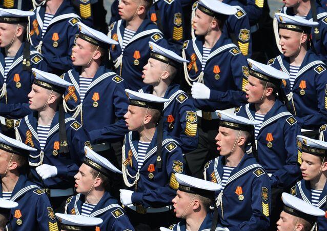 Marinheiros russos