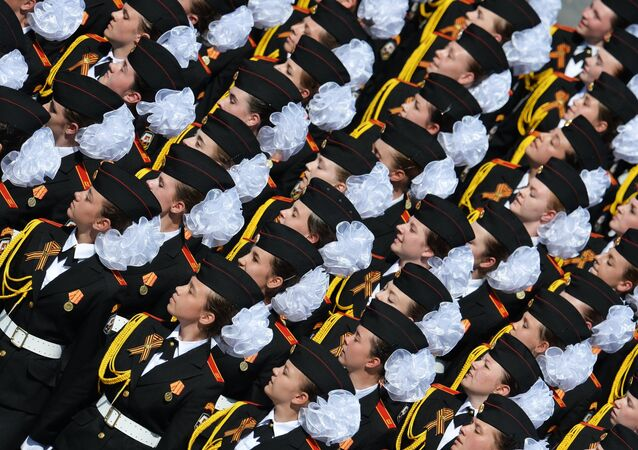 As cadetes russas