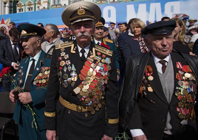 Veteranos da Segunda Guerra Mundial