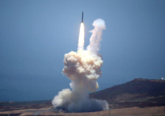 Lançamento de míssil balístico intercontinental, EUA