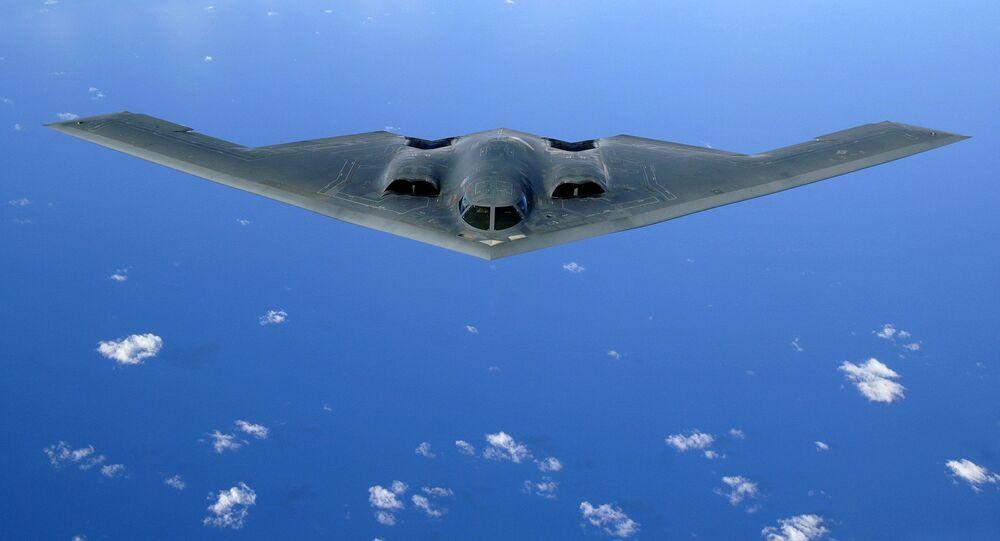 Bombardeiro norte-americano B-2 Spirit