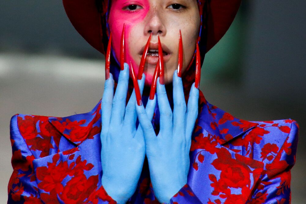 Semana da Moda na China