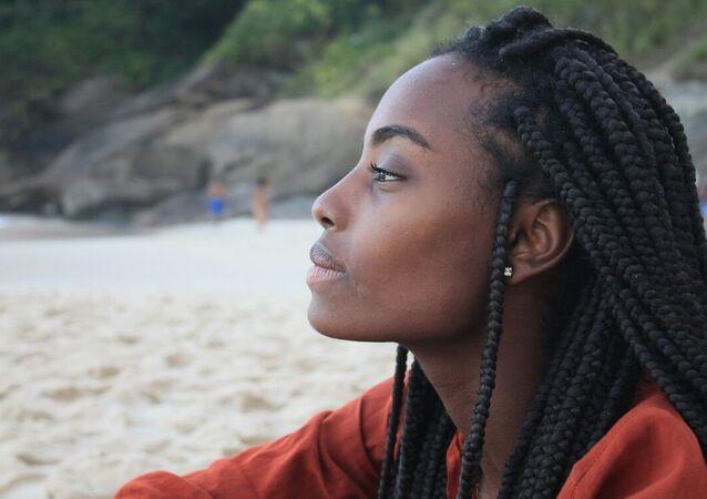 A estudante de Letras, Stephane Marçal (Dia da Consciência Negra)
