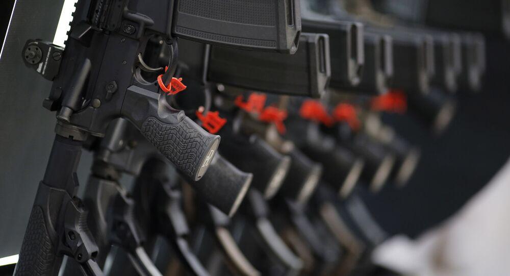 Fabricantes brasileiros exportam fuzis para vários países