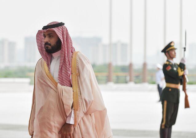 Príncipe herdeiro da Arábia Saudita, Mohammed bin Salman
